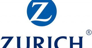 Zurich mark plus registered symbol for use on A4 literature. Prints CMYK.