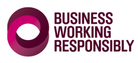 Business Working Responsibly Mark logo