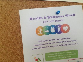 Workplace Wellbeing Day