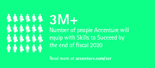 Accenture skills to succeed