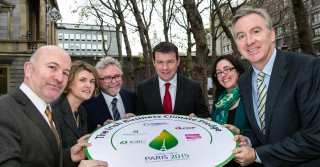 The Irish Business Climate Pledge.             Picture by Shane O'Neill Photography.