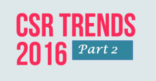 CSR Trends 2016 part 2