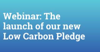 Low Carbon Pledge