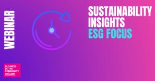 Sustainability Insights